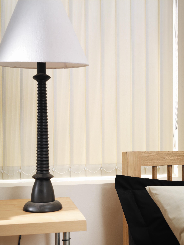 Lamellgardin kun tekstiler/ løs lamell. Maks høyde 300 cm. fra Kr 14,00